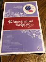 American Girl Truly Me Star Gymnast Set NIB NRFB RETIRED