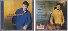 Best of RONNIE McDOWELL Then & Now 1998 CD Good Fire Older Women 80s Country