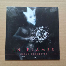 IN FLAMES CLOUD CONNECTED SINGLE VERY RARE
