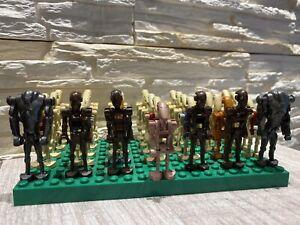 Lego Star Wars Figuren Droiden