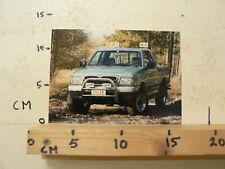 AF176-PHOTO FACTORY ? MAZDA ? PICK-UP PICKUP CAR AUTO