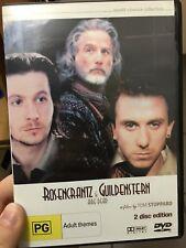 Rosencrantz And Guildenstern Are Dead region 4 DVD (2 discs) 1990 Tim Roth movie