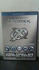 Xploder Lite Cheats (PS2) Complete ✔️ 60GB PS3 Compatible