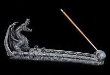 bâtons d'encens - Dragon avec epées - FANTASTIQUE GOTHIQUE Décoration de table