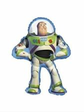TOY STORY 'BUZZ LIGHTYEAR' Super Shape Foil Balloon Birthday Party 61cm x 89cm