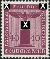 Deutsches Reich D154 gestempelt 1938 Adler auf Sockel