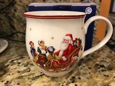 Villeroy & Boch TOY'S DELIGHT Santa's Sleigh Ride Mug #4868