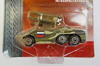 1:100 Osa Wasp SA-8 Gecko Russian Missile Vehicle Die Cast Car Metal model 75 mm