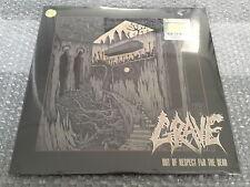 GRAVE: Out of Respect for the Dead GOLD / GOLDEN DIE HARD Vinyl LP, lim. 200