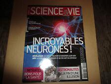 science et  vie 1141  incroyables neurones