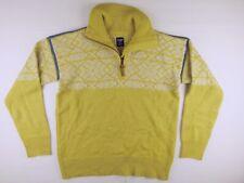 J409 VIKAFJELL Norway outdoor ski folk sweater jumper size M, hardly worn!