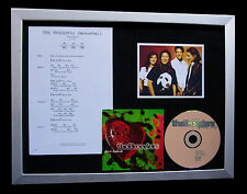 THE BREEDERS Cannonball TOP QUALITY CD MUSIC FRAMED DISPLAY+EXPRESS GLOBAL SHIP