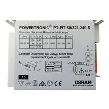 1x Osram Powertronic Pt - Fit 50 Watt 220-240v 50/220-240