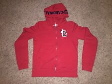 St Louis Cardinals Victoria's Secret Pink Sequin Take Me Home Hoodie - Women's M