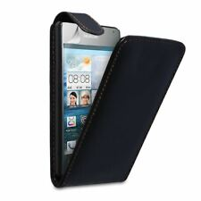 Motorola RAZR i XT890 Leather Flip Case Wallet. Protective Cover with Card Slots
