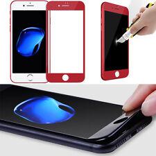 Nillkin iPhone 7 Rot Panzerglas 3D Curved 9H Display Scheibe Folie Red Schutz