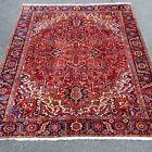 Oriental Area Rug, ORIENTAL RUG Hand Knoted 13.4 x 10.1 Wool VG