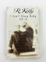 R. Kelly I Can't Sleep Baby IF I Single Cassette