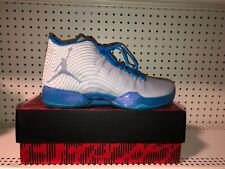 Nike Air Jordan 29 XX9 Playoff Pack Home Mens Basketball Shoes Size 14 Gray Blue