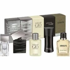 Giorgio Armani Sample Size Fragrances for Men