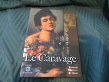 "RARE! DVD NEUF ""LE CARAVAGE : UN GENIE EN FUITE"""