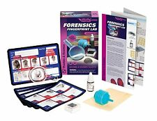 Thames and Kosmos 658410 Forensics Fingerprint Lab Experiment Kit