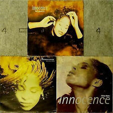 """INNOCENCE 3 x PICTURE SLEEVE 7"""" SINGLES ALL LISTED"""