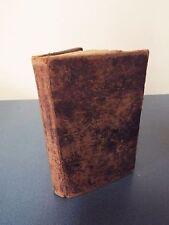 19th Century NT, KJV - Concord NH - Bible