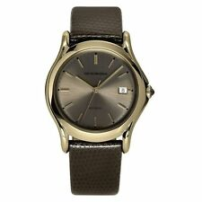 Armani ARS3105 Men's Swiss Made Bronze Automatic Watch
