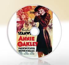 Annie Oakley (1935) DVD Classic Western Movie / Film Barbara Stanwyck Andy Clyde