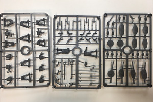 INFAMY! INFAMY! WARGAMES FACTORY CELTIC WARBAND SPRUES - ANCIENTS