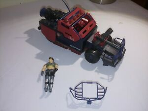 GI Joe Dreadnok Thunder Machine 85% Complete '86 Thrasher