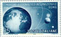 EBS Italy 1956 - International Astronautical Congress - Unificato 805 MNH**