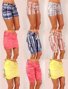 Gang  Short / Skirt 100 % Baumwolle,W25 -to- W33 *NEU* UVP: 59,95 €