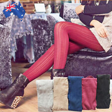 Lady Girl Pantihose Reinforced Panty Long Velet Stocking Slim Socks CSOCK 78