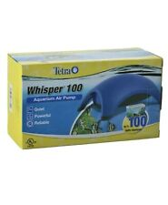 Tetra Whisper 100 Quiet Aquarium Air Pump