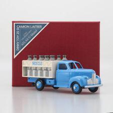 Atlas DINKY TOYS 25 O CAMION LAITIER NESTLE Milk Truck 1:43 Diecast car model