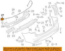 MAZDA OEM 13-14 5 Parking Backup Back Up Reverse Distance-Sensor KD4767UC150