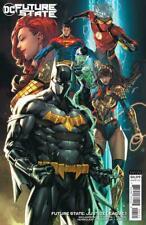 Dc Comics Future State Justice League 1 Virgin Cover B Kael Ngu Variant Nm