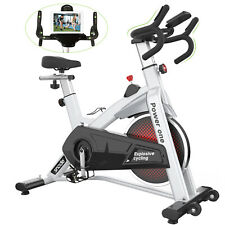 Snode Indoor cycling bike, stationary bike with 40lbs flywheel, cardio home bike