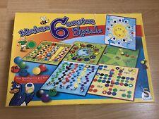 Schmidt Spiele Spielesammlung Meine 6 Ersten Spiele Kinderspiele Ab 3 Jahre