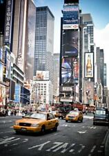 Time Square Midtown Manhattan New York City NYC Photo Art Print Poster 12x18