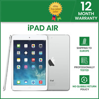 Apple iPad Air 1st Gen 16GB Wi-Fi, 9.7in White Grade A Free 1Y Warranty iOS 12+