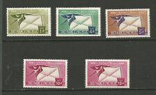Vietnam du Sud 1960 Y&TN°11 à 14 4 timbres poste aérienne non oblitérés /T8306