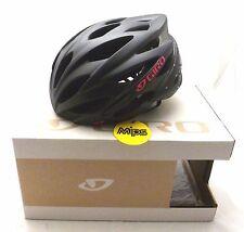Giro Sonnet MIPS Cycling Helmet Matte Black Bright Pink Medium