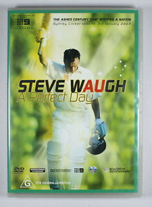 Steve Waugh A Perfect Day DVD FREE POST