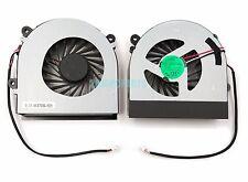 New Clevo W230SS W230ST W350ET W350STQ W370S W370ST CPU Cooling Fan