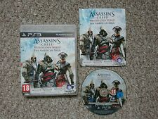 Sony PS3 Game - Assasin's Creed Birth Of A New World The America Saga