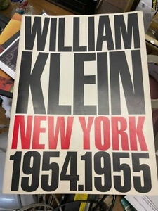 William Klein Life is good & good for you in New York San Francisco Museum