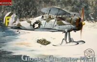 Gloster Gladiator Mk. II << Roden #401, 1:48 scale